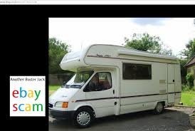 ford motorhome ebay scam ford herald squire motorhome ebay auction fraud 27
