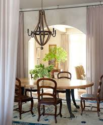 Dining Room Curtain Ideas by 526 Best Dining Rooms Images On Pinterest Dining Room Design
