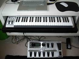 ikea hackers ikea for music using on the keyboard side