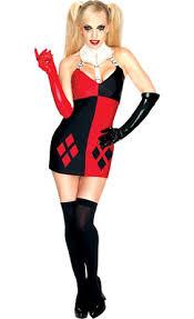 Harley Quinn Halloween Costume Kids Harley Quinn Costume Squad Party