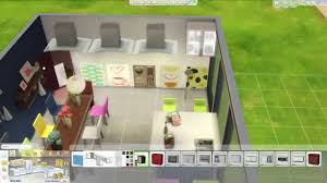 the sims 4 cool kitchen stuff showcase with ice cream maker