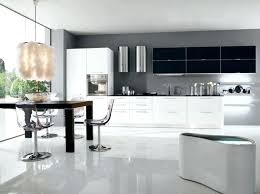 Kitchen Cabinets Black And White Black And White Kitchens Ideas Large Size Of Modern Black White