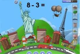 online subtraction games for kids in second grade