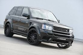 hamann land rover hamann modifies the range rover sport with new body parts and power