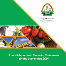 kephis annual report and financial statements for the year ended