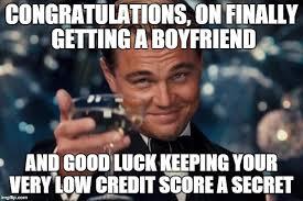 Good Boyfriend Meme - leonardo dicaprio cheers meme imgflip