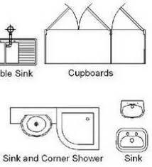 Floor Plan Shower Symbol Architectural Floor Plan Symbols Architectural Symbols I By