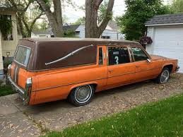 hearse for sale there s a browns hearse for sale on craigslist and heard