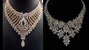 designer diamond sets large green emerald and diamond necklace diamond