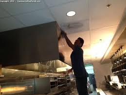Kitchen Cabinet Cleaning Service Commercial Kitchen Cleaning Image