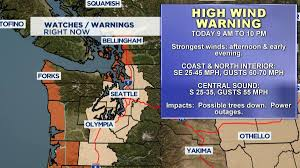 Seattle City Light Power Outage Map by High Wind Warning Get Ready For Gusty Winds Friday Plus Rain