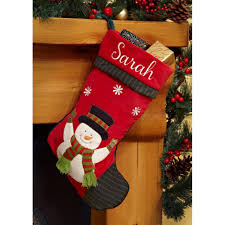 personalised christmas stockings the ornament shop ireland