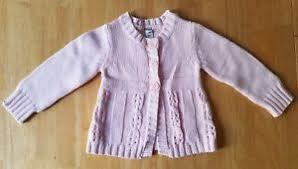 light pink cardigan sweater baby girls clothes light pink cardigan sweater size 12 months