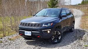 jeep trailhawk blue 2017 jeep compass trailhawk test drive review
