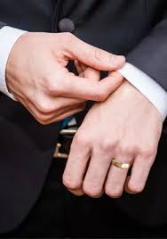 wedding band men understand the background of men with wedding rings now