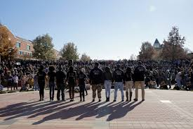 campus protests and white male privilege time com