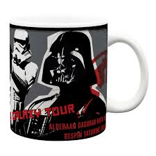 star wars jumbo extra large coffee mugs for sale darth vader