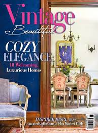 Home Magazine Subscriptions by Vintage Beautiful Winter 2015