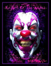 coloring pages of scary clowns scary clown creepy clowns pinterest scary