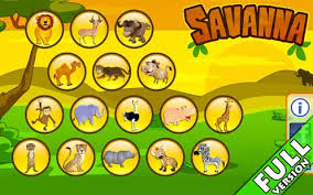 savane jeux coloriage enfant u2013 applications android sur google play