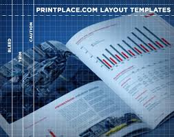 booklets templates free download printplace com