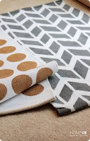 Jill Rosenwald Rugs A Pair Of Perfectly Painted Rugs