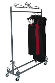 clothing rack round rack collapsible rack rolling rack