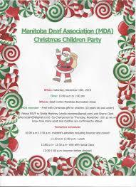 deaf centre manitoba inc friendly reminder manitoba deaf