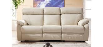 Italian Leather Recliner Sofa Leather Reclining Sofa Www Energywarden Net