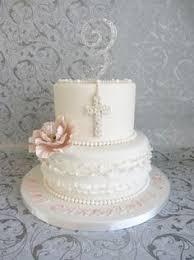 resultado de imagen para first communion cakes for