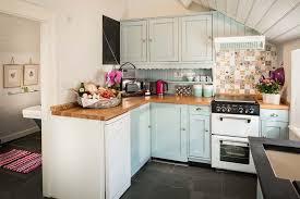 cuisine cottage ou style anglais deco cottage anglais ou dépaysement total au cœur du cornwall
