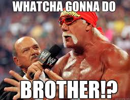 What You Gonna Do Meme - whatcha gonna do brother whatcha gonna do brother quickmeme