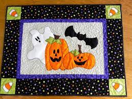 halloween table runners halloween table runner our quilting book club discussed ma u2026 flickr