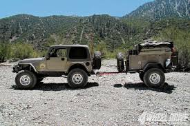 jeep wrangler cargo trailer 2005 jeep wrangler rubicon with trailer photo 63382096 jeeps