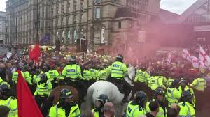 Events Page Crazy Town Play Centre Liverpool by Chaos At Edl Demo As Anti Fascist Protesters Clash In Liverpool