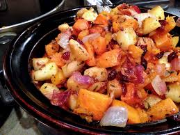 thanksgiving last year butternut apple bacon sweet thanksgiving stuffing real food with