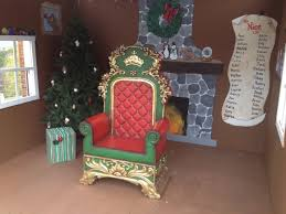 santa chair rental santa claus throne chair rentals san antonio
