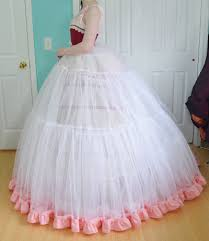 how to make a petticoat gown angela clayton s costumery creations