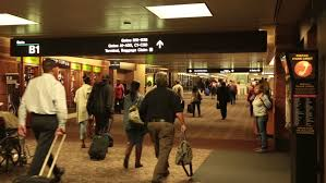Arizona travel videos images Phoenix arizona nov 2012 airport inside terminal and walkway for resiz