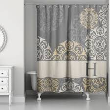 Shower Curtain Clawfoot Tub Solution Buy Wide Shower Curtain From Bed Bath U0026 Beyond