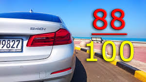 lexus lc 500 price in kuwait the all new 2017 bmw 540i sport road u0026 track review youtube