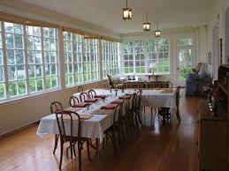 Dining Room  Inspired Sunroom Dining Room Decoration With Long T - Sunroom dining room