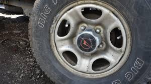 1992 daihatsu rocky junkyard find 1990 daihatsu rocky the truth about cars