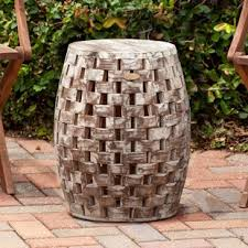 accent u0026 garden stools you u0027ll love wayfair