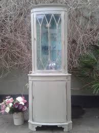 vintage home decor uk cabinets home styles uk vintage solid wood corner cabinet loversiq