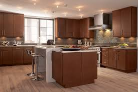 shenandoah cabinetry island in sydney cherry spice kitchen