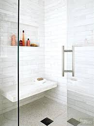 Walk In Shower With Bench Seat Building A Shower Bench U2013 Amarillobrewing Co