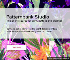 buy and sell original textile print designs in the