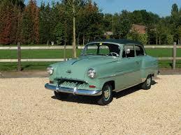 vintage opel cars opel olympia limousine cabriolet lhd 1953 u20ac 23 500
