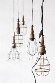 Jelly Jar Light With Cage by 19 Best Rustic Industial Lighting Images On Pinterest Industrial